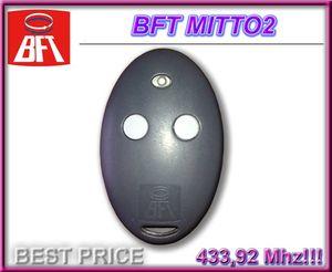 BFT Mitto 2, 2-Kanal-Fernbedienung, 433,92 MHz Rolling Code
