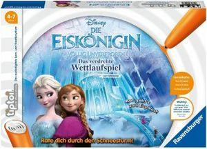 Ravensburger Die Eiskönigin völlig unverfroren - Das verdrehte Wettlaufspiel
