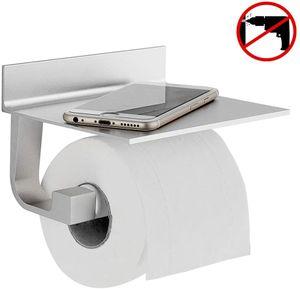 Toilettenpapierhalter Ohne Bohren Selbstklebende Toilettenpapierhalter Ohne Bohren