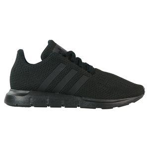 adidas Originals Swift Run Junior Sneaker Kinder Schwarz (F34314) Größe: 37 1/3