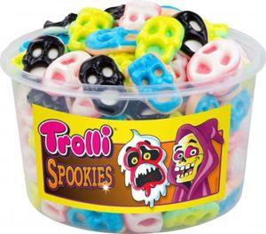 Trolli Spookies softig leckere Schaumzucker Horror Gesichter, 1200g