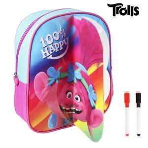 Kinder-Zeichenrucksack Trolls 4867