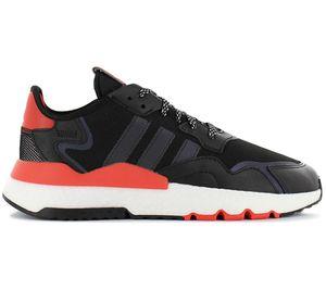 adidas Originals Nite Jogger Boost - Herren Schuhe Schwarz EG6750 , Größe: EU 43 1/3 UK 9