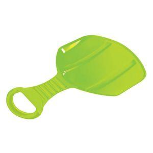 Prosperplast Rutschteller Kinderrutsche Bob Schlitten für Kinder rot für viel Spaß Slide