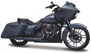 Maisto 34360-37 - Modellmotorrad - HD Serie 37 , Modell:2018 CVO Road Glide
