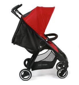 Chic 4 Baby Sportwagen Robbie Kinderwagen red