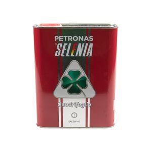 Petronas Selenia Quadrifoglio Motoröl Öl 5W40 2L 2 Liter C3 Fiat 9.55535-GH2 CTR. F022.B18