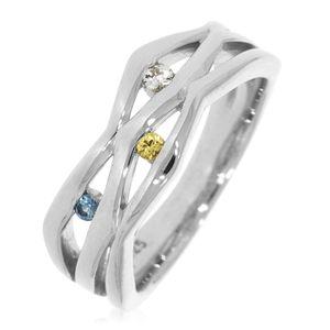 RNC21389001, RNC21389001, RNC21389001 Ring mit multicolor Saphire XEN