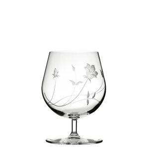 Cognacglas Kristallglas Liane (14 cm)