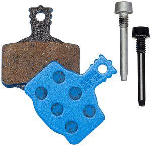 Magura 7.C Comfort Bremsbeläge MT-Scheibenbremse 2-Kolben blau