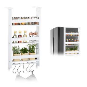 relaxdays Hängeregal für Kühlschrank