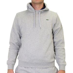 Lacoste Sweatshirt mit Kapuze Herren Grau (SH2128 MNC) Größe: 3 (S)