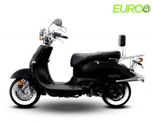 EasyCruiser ECO schwarz 50 CCM E4