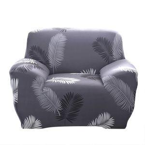 Sofahusse Sofabezug Drucken Stretchhusse Sesselbezug Sitzbezug, 1-Sitzer