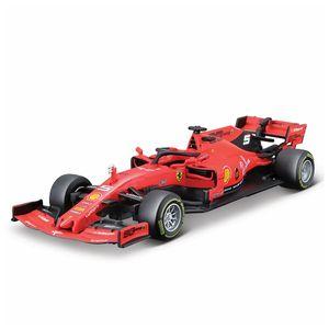 "Bburago 36815 Ferrari SF90 ""Sebastian Vettel #5"" Formel 1 2019 Maßstab 1:43 Modellauto"