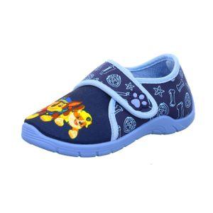 Paw Patrol Kinder-Hausschuh Blau, Farbe:blau, EU Größe:27