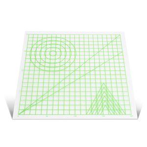 3D Printing Pen Mat Reißbrett mit Multi-förmigen Grundlegende Vorlage Kunst Liefert Werkzeug 3D Stift Zubehör Geschenk für Kinder Erwachsene