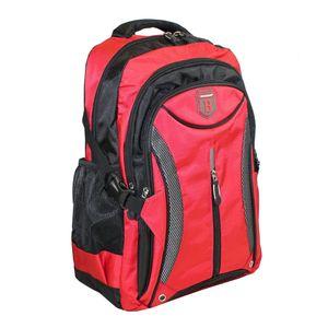 Bag Street Freizeit Rucksack B4067 Rot