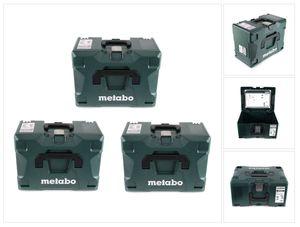 Metabo MetaLoc III Koffer 3 Stück ( 3x 626432000 )