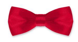 Fliege Kinder Kinderfliege Hochzeit Konfirmation Schleife Schlips verstellbar Anzug Smoking rot