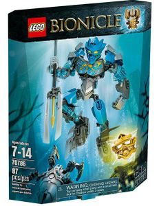 Lego 70786 Bionicle - Gali - Meister des Wassers