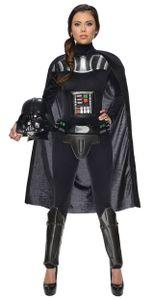 Rubie's - Damen Kostüm Darth Vader - Star Wars - offiziell lizenziert - Größe S
