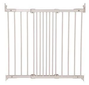 BabyDan treppengitter FlexiGate junior 67-1055 cm Stahl weiß