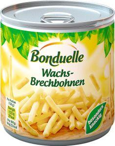 Bonduelle gelbe Wachsbrechbohnen auch Butterbohnen genannt 400g