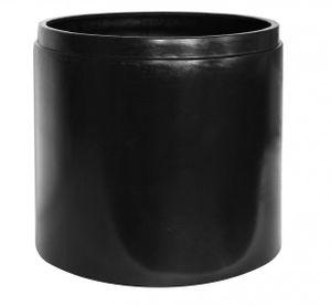 Garten-Zisternen Zubehör Domverlängerung 600mm schwarz