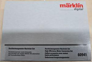 Märklin H0 60941 Hochleistungsmotor-Nachrüst-Set