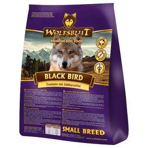Wolfsblut - Black Bird Small Breed Truthahn+Süßkartoffel, 2kg
