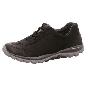 Gabor Shoes     schwarz, Größe:61/2, Farbe:schwarz kombi schwarz/anthrazit