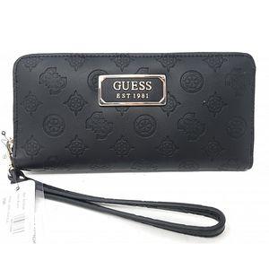 Guess - Guess - Damen - Geldbeutel, Größe 1, Farbe: schwarz