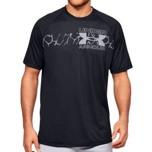 Under Armour Tech 2.0 Graphic SS Tee - Gr. LG