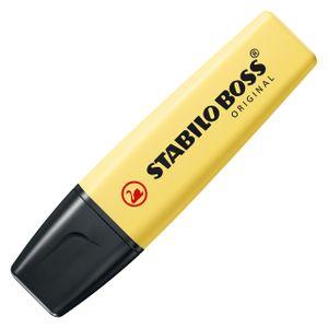 STABILO Textmarker BOSS ORIGINAL Pastel pastellgelb