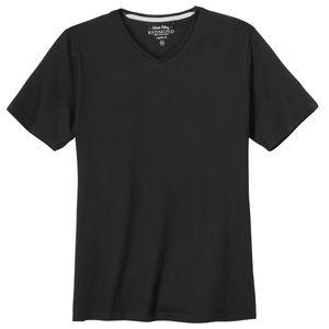 Redmond Basic T-Shirt V-Neck schwarz XXL, Größe:6XL