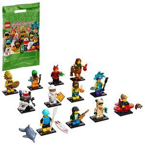 71029 LEGO Minifiguren Serie 21 V112