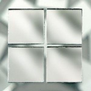 Mosaix-Spiegel  20 x 20 x 3 mm