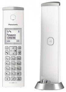 Panasonic KX-TGK210 DECT-Telefon Weiß Anrufer-Identifikation