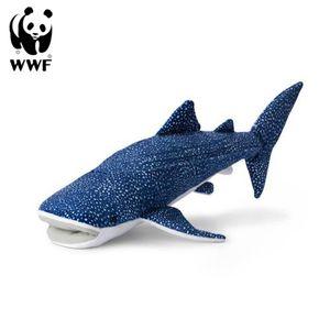 WWF Plüschtier Walhai (60cm) lebensecht Kuscheltier Stofftier