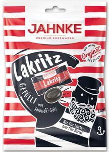 Jahnke Lakritz Bonbons gefüllt mit Salmiak Salz Original Rezeptur 125g