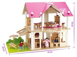 Eichhorn Puppenhaus; 100002513