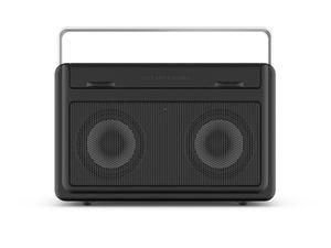 PerfectPro Baustellenradio Audisse, WiFi internetradio, DAB+ und UKW-Empfang, Bluetooth, Akku integriert, AUX und USB-Eingang, IP65, AB1