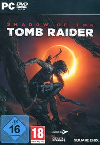 Shadow of the Tomb Raider - CD-ROM DVDBox