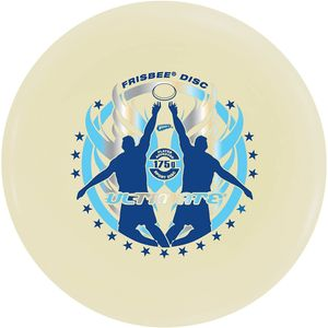 "Wham-O Frisbee Ultimate Platte 10,75"" 175g Frisbee-Disc  Flugscheibe 175g Creme"