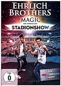 Ehrlich Brothers-Magic-Die einmalige Stadionshow