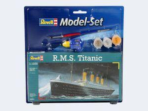REVELL GmbH & Co.KG Model Set R.M.S. Titanic 0 0 STK