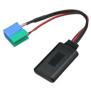 Bluetooth Audio Adapter AUX Kabel Wireless Verbindung Für Porsche BECKER CD Schwarz