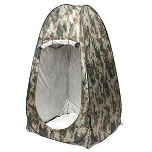 DE PopUp Duschzelt Toilettenzelt Umkleidezelt Camping Zelt Beistellzelt