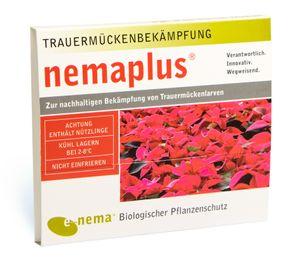 nemaplus SF Nematoden gegen Trauermücken 10 Mio.